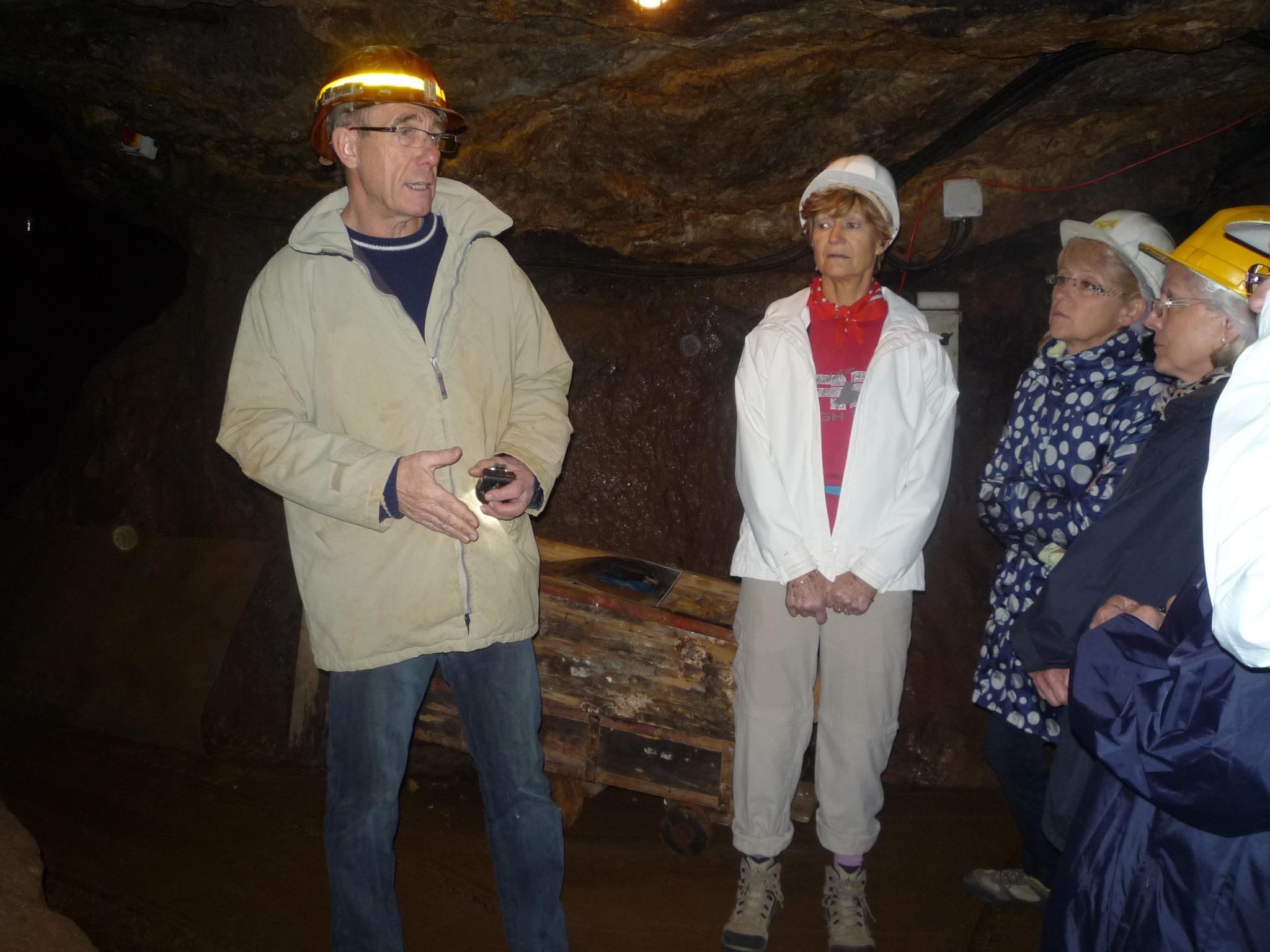 rando circuit visite des mines d argent steinbach 68 association de retrait s site de. Black Bedroom Furniture Sets. Home Design Ideas
